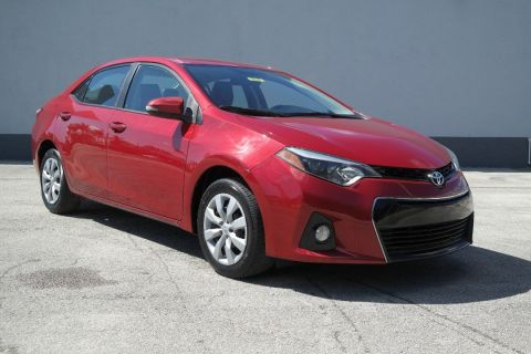 Pre-Owned 2015 Toyota Corolla L FWD 4dr Car