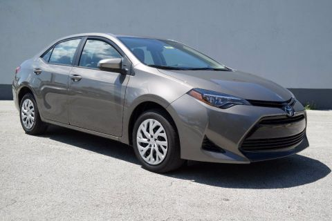 Pre-Owned 2018 Toyota Corolla L FWD 4dr Car