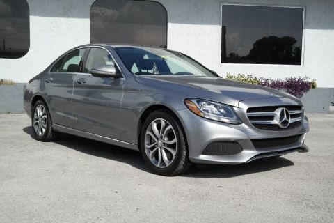 Pre-Owned 2016 Mercedes-Benz C-Class C 300 RWD 4dr Car