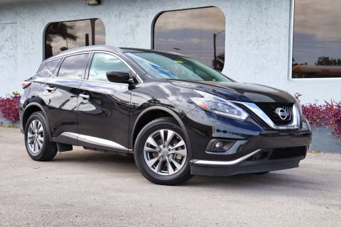 Pre-Owned 2018 Nissan Murano SV FWD Sport Utility