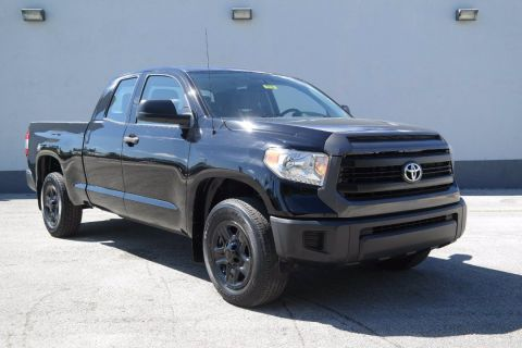 Pre-Owned 2017 Toyota Tundra 2WD SR RWD Crew Cab Pickup