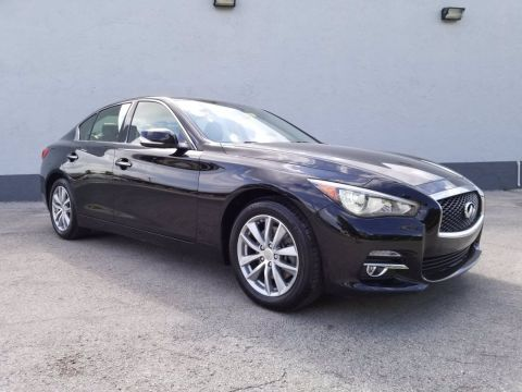 Pre-Owned 2016 INFINITI Q50 2.0t Base RWD 4dr Car