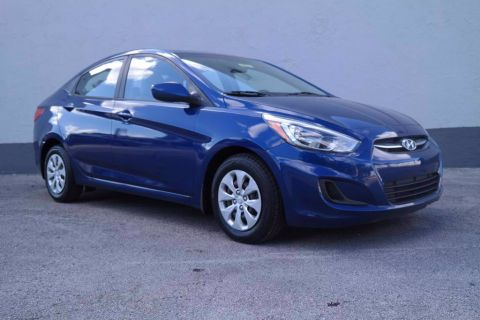 Pre-Owned 2016 Hyundai Accent SE FWD 4dr Car
