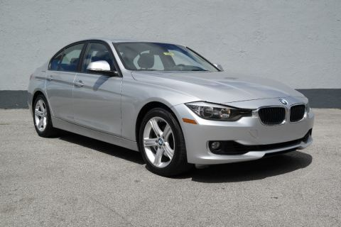 Pre-Owned 2015 BMW 3 Series 328i RWD 4dr Car