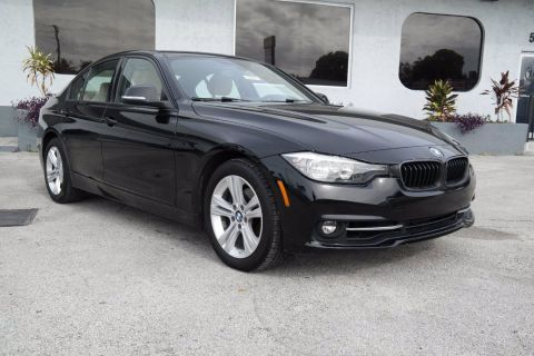 Pre-Owned 2016 BMW 3 Series 328i RWD 4dr Car