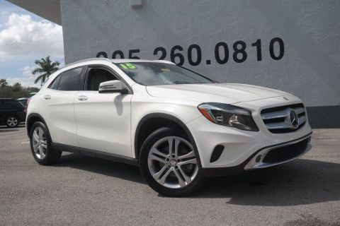 Pre-Owned 2015 Mercedes-Benz GLA GLA 250 FWD Sport Utility