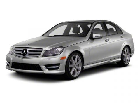 Pre-Owned 2010 Mercedes-Benz C-Class C 350 Sport RWD 4dr Car